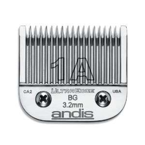 Andis 64205 Ultraedge Blade, Carbon, Size 1a (3.2mm