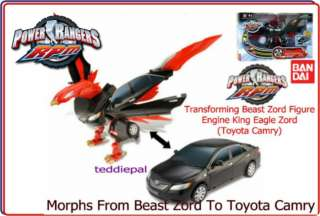 Power Rangers RPM   Toyota Camry   Engine King Eagle Zord # 31066