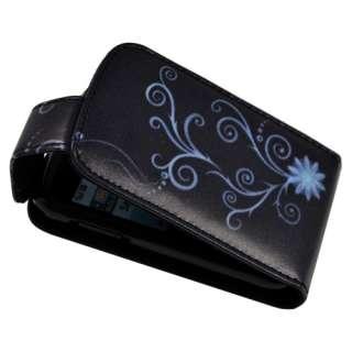 Housse coque étui pour Samsung Chat 335 S3350 + film