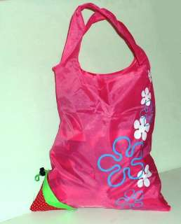 BORSA DA SHOPPING SHOPPER BAG FRAGOLA BORSA SPESA MODA
