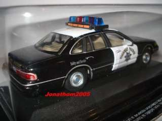 FORD CROWN VICTORIA CALIFORNIA HIGHWAY PATROL 1/43°