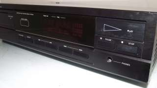 Denon DCD 600 CD Player Hi Fi Compact Disc