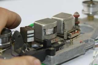 ReVox B77 reel to reel tape recorder head block