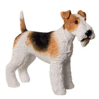 Fox Terrier Dog Figurine – Leonardo Collection