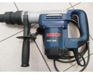 Bosch martello demolitore GSH 388 a Nave    Annunci