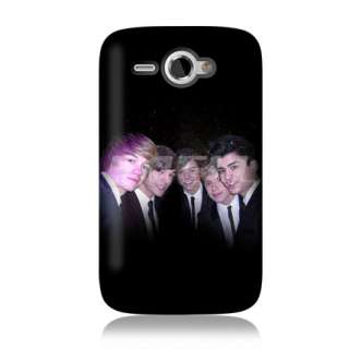 DIRECTION BRITISH BOY BAND 1D BACK CASE COVER FOR HTC CHACHA