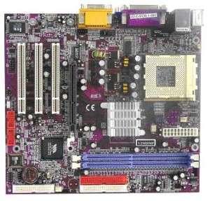 Jetway V2MDMP Rev 2.0 Motherboard Socket 462