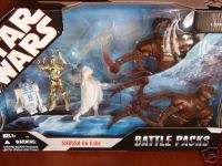 STAR WARS Battle Pack Ambush on Ilum MIB V1 Clone Wars