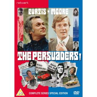 The Persuaders  The Complete Series (9 Discs)   New DVD
