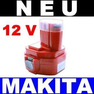 Akku 12V/2.0 Ah NiCD f. Makita 1222 + GRATIS KLEBEBAND