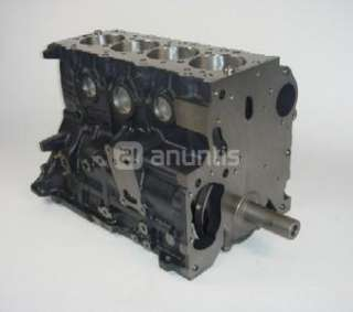 Mitsubishi Motor Block For Mitsubishi & Hyundai 2.5 TD