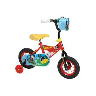 Huffy 10 inch Bike   Boys   Mickey Mouse   Huffy 1001208   Top Gifts