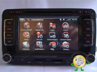 AUTORADIO NAVIGATORE GPS SEAT DVB TV BLUETOOTH DUALZONE