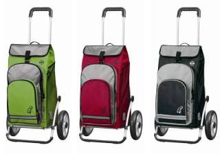 Andersen Royal Shopper Hydro mit Thermofach Alu Einkaufs Trolley