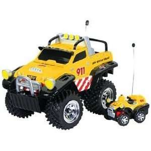 Kid Galaxy 10150 Rescue Truck and ATV: Toys & Games