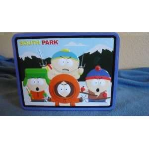 South Park Ninjas Embossed Tin Tote: Toys & Games