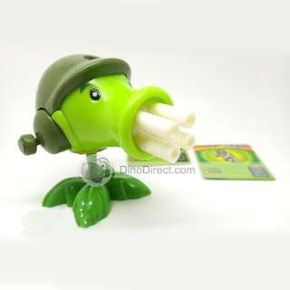 The cartoon toy peas gun is also great for entertainment and