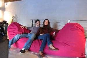 Pouf divano sofà sacco maxi poltrona sacco puf design