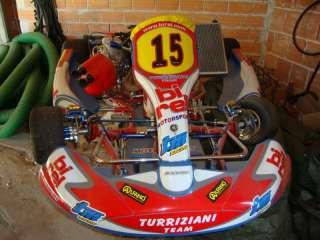 Go kart 125 birel r32 con motore tmk9c a Veroli    Annunci
