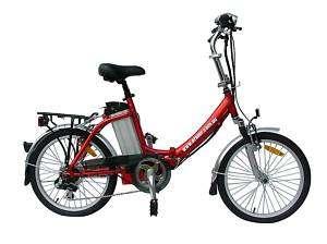 Electric Bicycle Step Through Folding E Bike SALE
