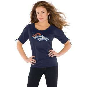 Touch by Alyssa Milano Denver Broncos Womens Slit