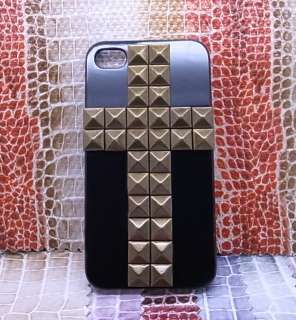 pyramid stud iphone 4 case cover iphone 4s case hard case