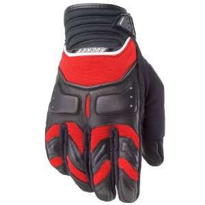JOE ROCKET ATOMIC 3.0 GLOVES RED/BLACK/WHITE 2XL