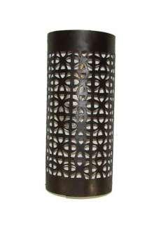 Applique spot marocain design fer forgé lampe lustre