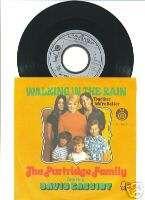 PARTRIDGE FAMILY & DAVID CASSIDY YUGO PS 45rpm 1973