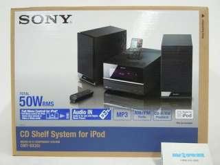 Sony CMT BX20i 50 Watt Micro Hi Fi Shelf Stereo System 027242726079