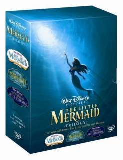Little Mermaid Trilogy (Box Set) (DVD)   Compare Prices   PriceRunner