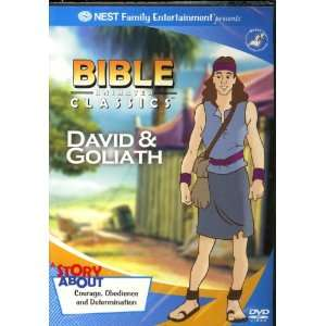 Bible Animated Classics: David & Goliath: Movies & TV
