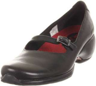 Merrell Spire Emme Flats Mary Janes Shoes Black Womens