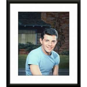 Frankie Avalon Framed And Matted 8x10 Color Photo Home