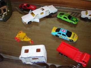 Mixed Lot 15 Die Cast Cars Trucks Majorette Tonka Maisto Corgi