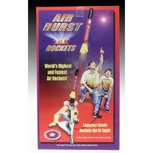 William Mark   Air Burst Rocket System (Toys) Toys