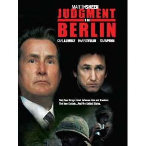 Judgment in Berlin: Martin Sheen, Sean Penn, Various