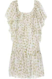 Diane von Furstenberg Ananya daisy print silk dress   60% Off Now at