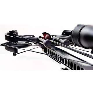 PSE TAC 10i Crossbow + Arrows, Scope, Case & Bipod