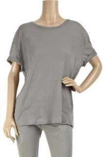 Vanessa Bruno Sheer cotton T shirt   65% Off Now at THE OUTNET