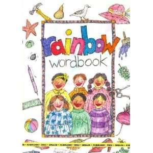 Wordbook English Zulu Afrikaans Picture Dictionary (English, Zulu