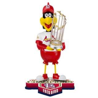 St. Louis Cardinals Mascot 2011 World Series Champions Bobble