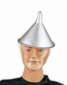 Create or complete your Tin Man or homemade robot costume with this