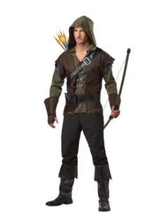 Sherwood Forest Robin Hood  Cheap Fairytale Halloween Costume for Men
