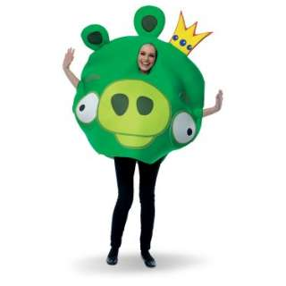 Halloween Costumes Rovio Angry Birds   King Pig Adult Costume