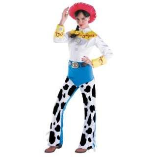 Halloween Costumes Disney Toy Story 2 Jessie Adult Costume