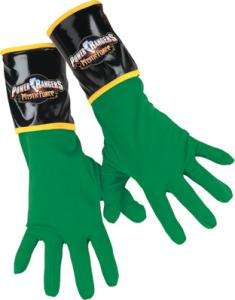 Green Power Ranger Gloves   Accessories & Makeup