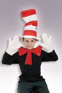 Cat in the Hat Set, Child. Includes The Cat in the Hat Bow Tie, Hat