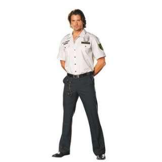 Adult Sexy Prison Guard Costume   Sergeant Dick Amazing   Prison guard
