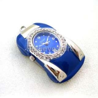Watch Necklace Jewelry 4GB USB 2.0 Flash Memory Pen Drive Stick